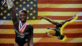 SportsPulse: Simone Biles is the greatest gymnast her sport has ever seen and over the weekend she further cemented herself alone at the top.