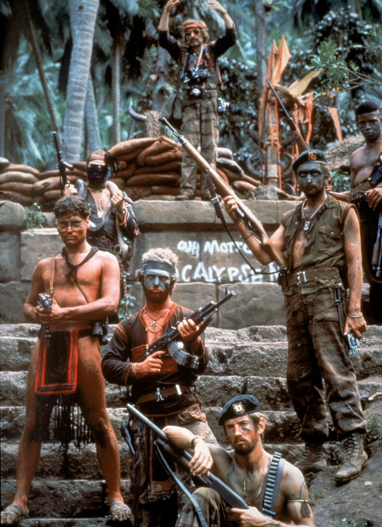 Apocalypse Now Coppola Defends Killing Live Water Buffalo For Film