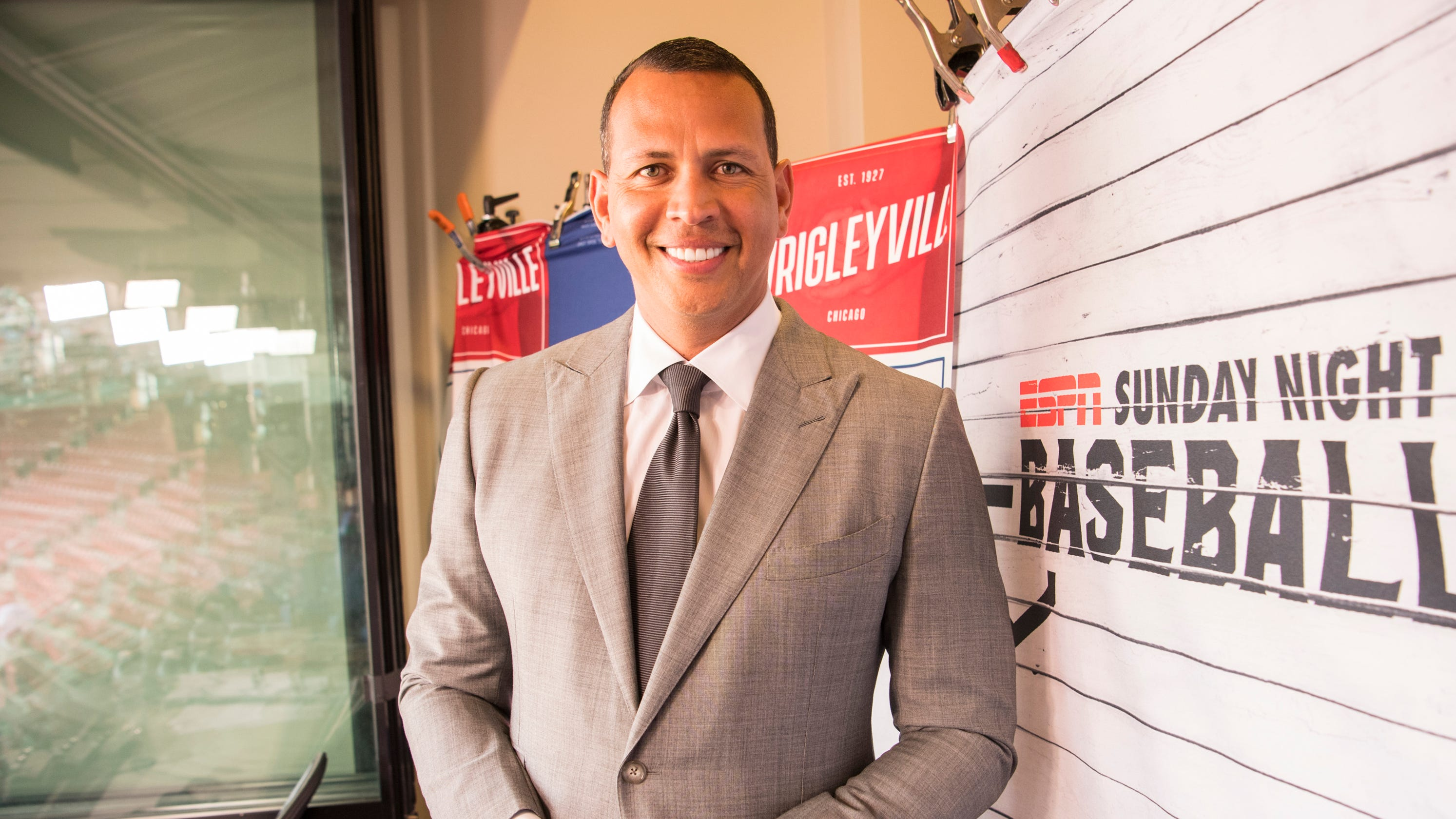 Alex Rodriguez has $500,000 worth of items stolen from rental car, per report