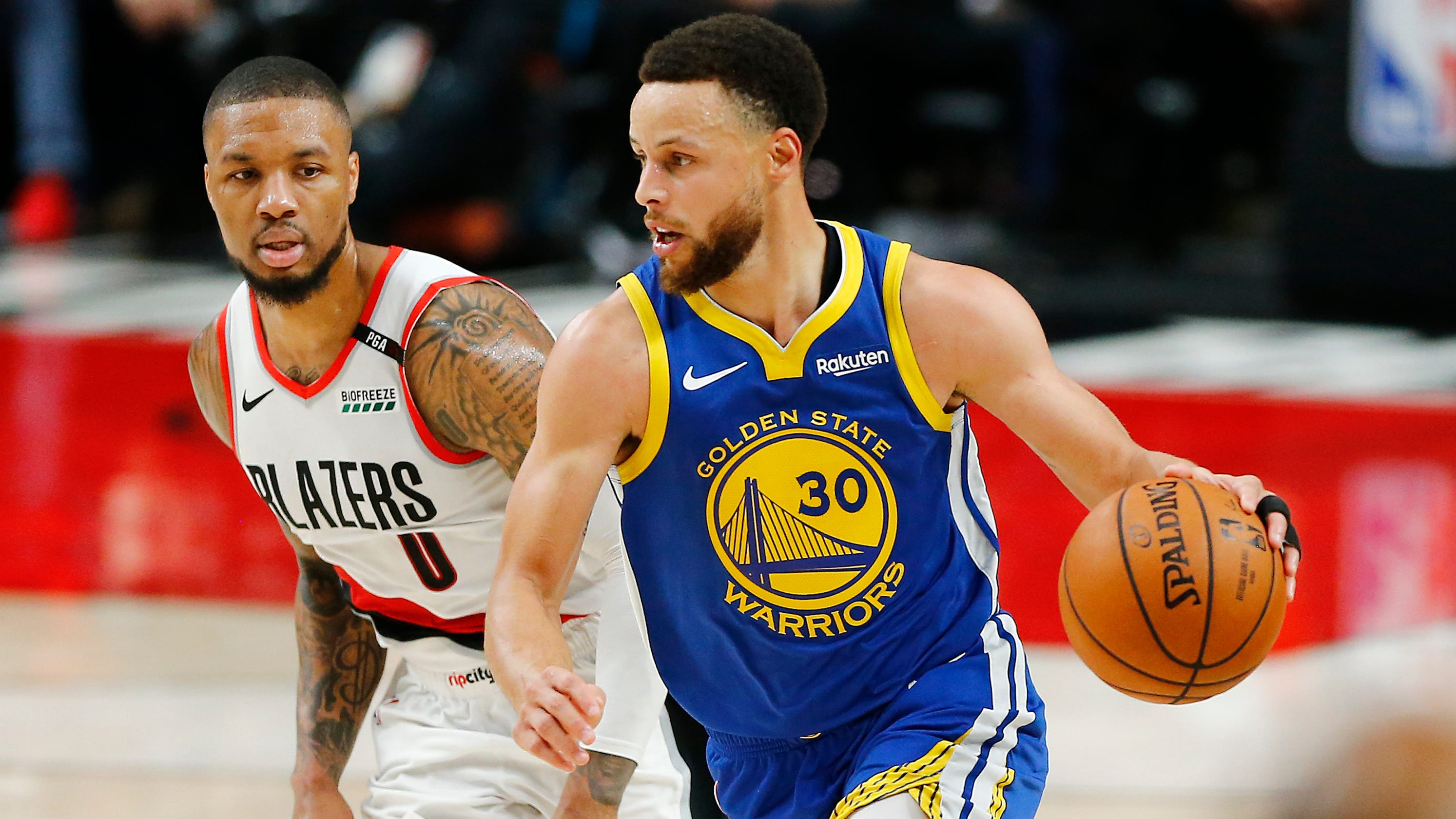 NBA Western Conference Playoff Outlook - ESPN 98.1 FM ...  |Nba