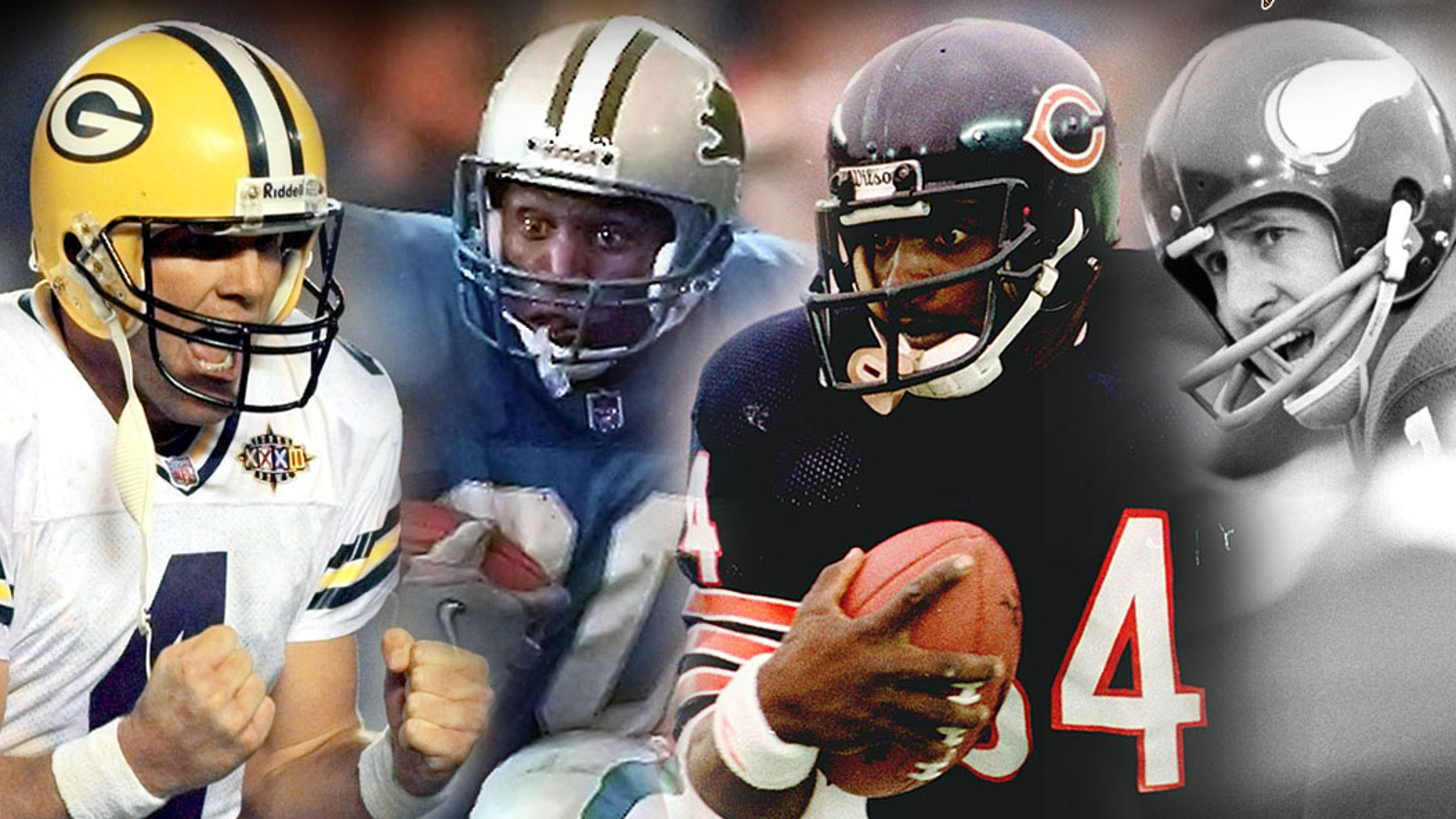 NFL News: NFL 100: These are the best players in the history