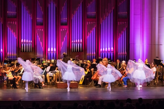 Enjoy a free community concert featuring Naples Ballet with the Naples Philharmonic.