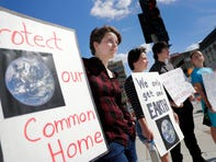 Teen activist makes waves for climate change action in Appleton