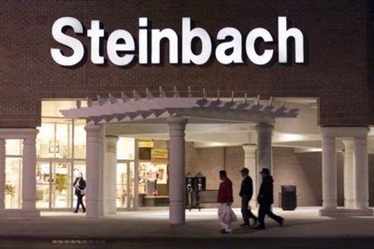 Steinbach department store in Brick in November 1999.