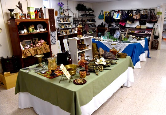 Glenda's Second Edition, the thrift store operated by the Abilene State Supported Living Center, is open Wednesdays and operated by volunteers.