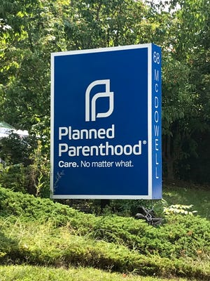 In 2018, Planned Parenthood South Atlantic saw over 3,200 patients in Asheville. Services include birth control, general health care, abortions and HIV testing, among others.