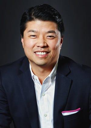 Antony Chiang, the new CEO of Dogwood Health Trust.
