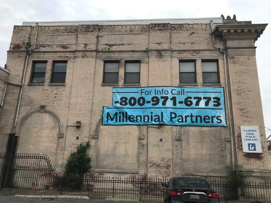 A Philadelphia firm has dropped plans to occupy almost half of a former library building on the 400 block of Federal Street in downtown Camden.