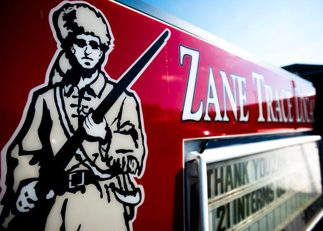 Zane Trace Sign