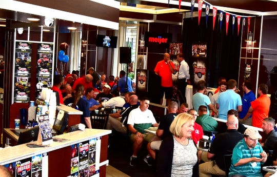 The house was packed with coaches and football enthusiasts at the 2019 Crosstown Showdown XXII Edition VIP Party at the 4th and Sycamore Skyline Chili, August 12, 2019.