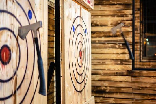Bad Axe Throwing is scheduled to open its first location in the state in Old Bridge in the winter of 2019.