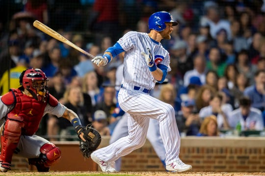 Ben Zobrist is expected to join the Iowa Cubs on Fridiay.