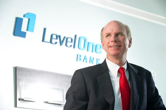 """Patrick Fehring, president and chief executive officer of Level One Bank, said the merger with Ann Arbor Bancorp allows Level One to """"productively deploy the capital we raised during our 2018 initial public offering."""""""