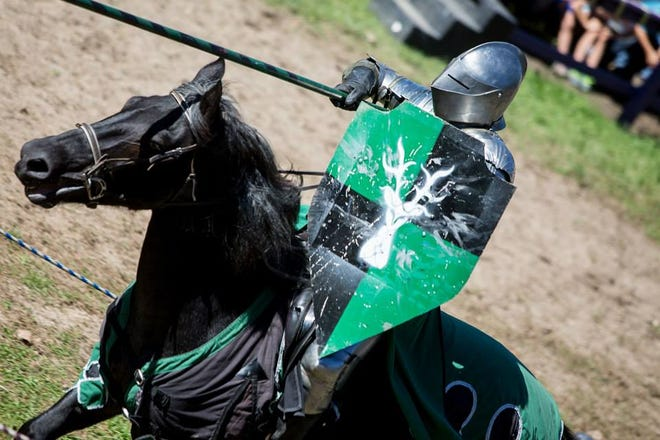 Step back in time and experience knights, pirates, fairies and thrilling shows at the Michigan Renaissance Festival.