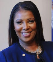 """Without significant course correction, we are careening towards a climate disaster,"" New York Attorney General Letitia James, who is leading the coalition, said in a statement."