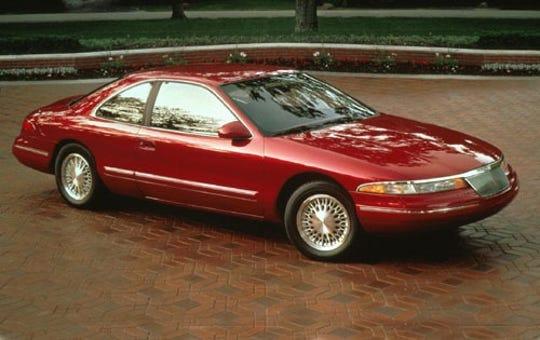 1993 Lincoln Mark III
