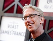 Comedian Andy Dick says he was assaulted outside a New Orleans nightclub after performing in the French Quarter. He tells The Times-Picayune/The New Orleans Advocate he was unconscious for 15 minutes after someone knocked him to the ground with a punch early Saturday, Aug. 10, 2019.