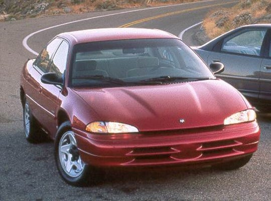 1993 Dodge Intrepid