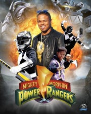 "Detroit native Walter Jones is best known for playing Zack, the original Black Ranger, on the first two seasons of ""Mighty Morphin Power Rangers."" He'll appear at the Michigan Comic Con in Cobo Center this weekend. Photo courtesy of LA Management, Inc."