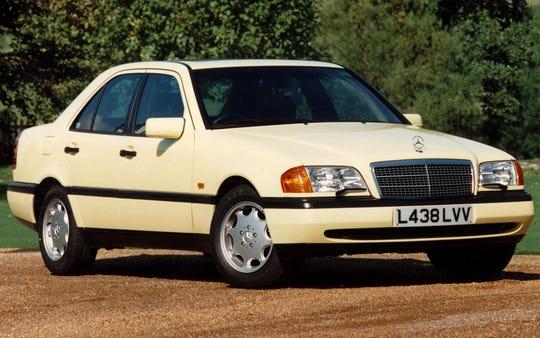 1993 Mercedes C-Class