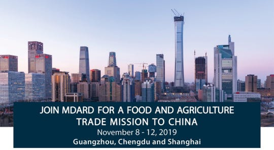 The Michigan Department of Agriculture and Rural Development is planning another trade mission to China.