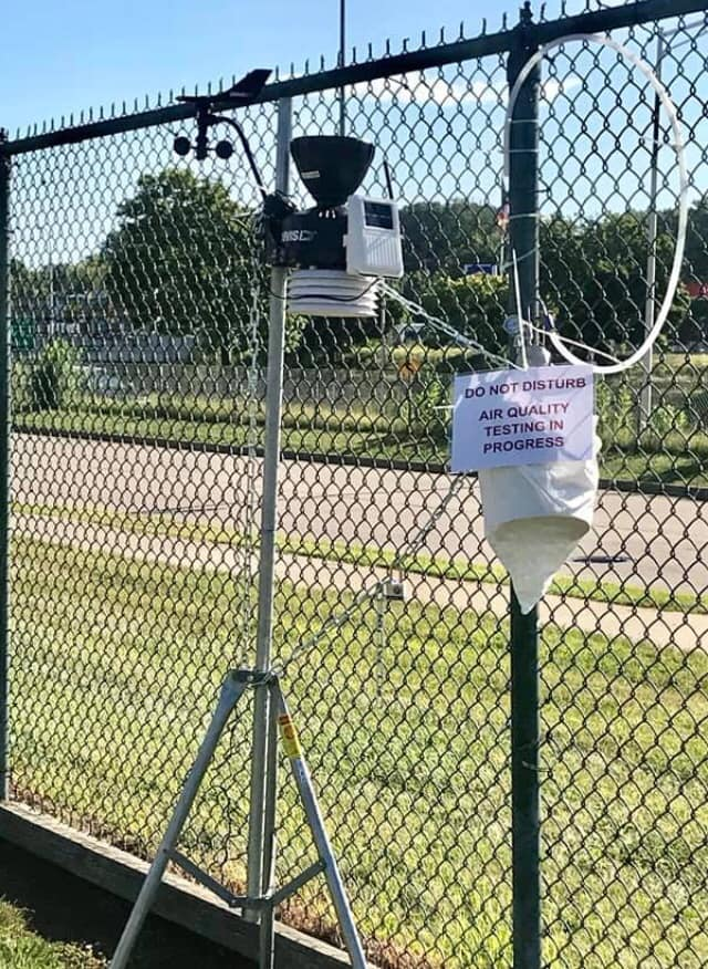 Grosse Pointe testing if air at a school is dangerous