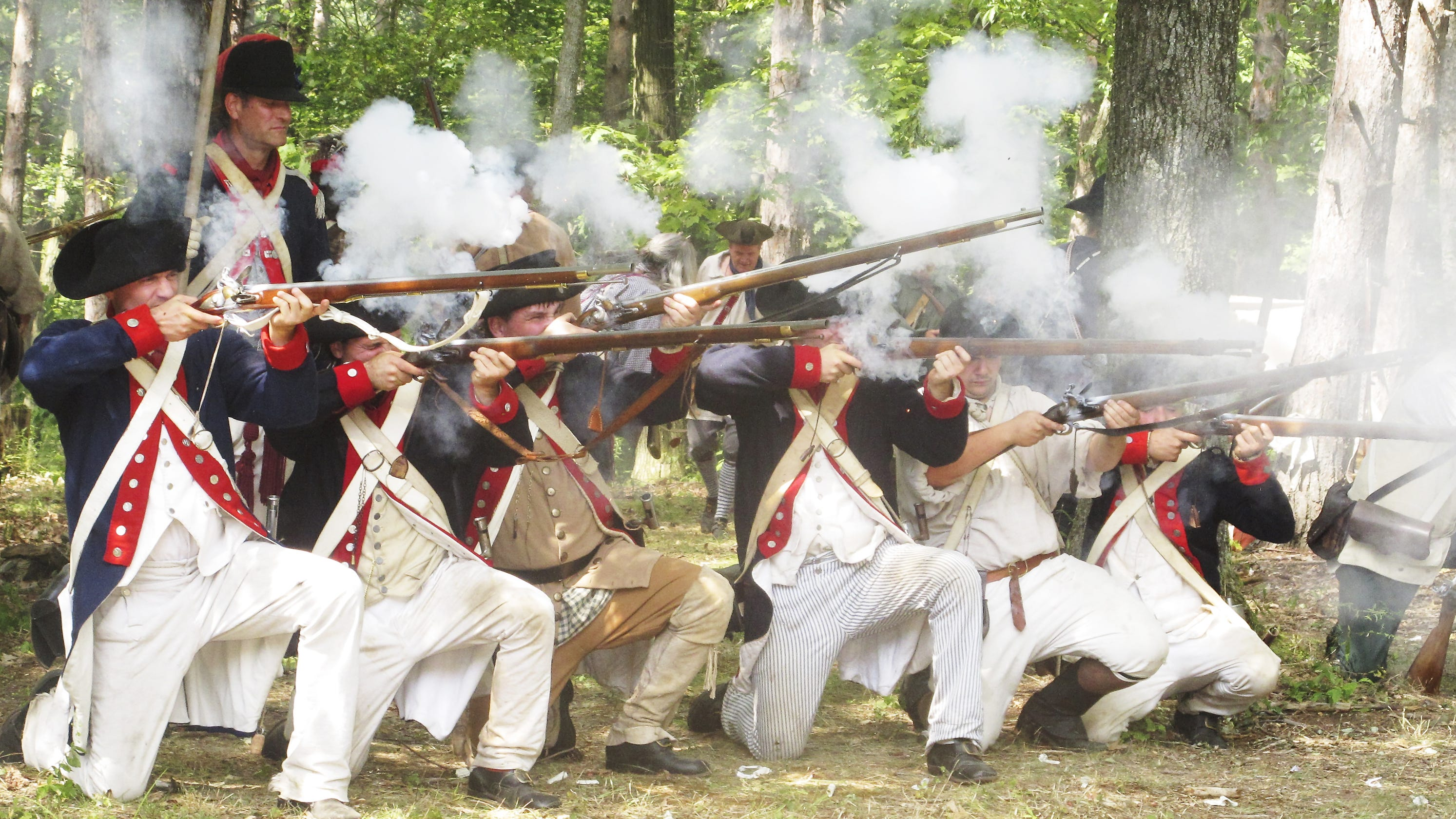 Revolutionary War re-enactment returning to Elmira area this