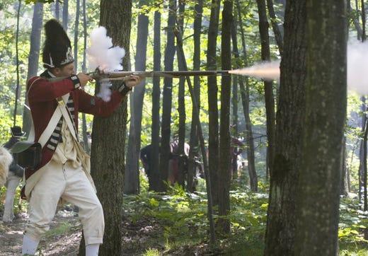 Revolutionary War re-enactment returning to Elmira area this