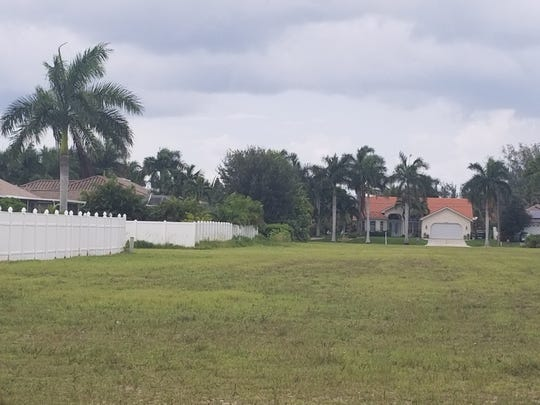 The Four Corners area of Cape Coral is ringed by single family homes, residents of which don't want one of the corners zoned for businesses like dollar stores and gas stations.