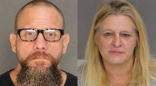 Larry King, left, and Rita Pangalangan were charged with murder in the death of Pangalangan's 13-year-old special needs daughter.