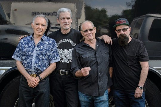 The band Canned Heat