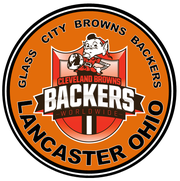 Glass City Browns Backers logo
