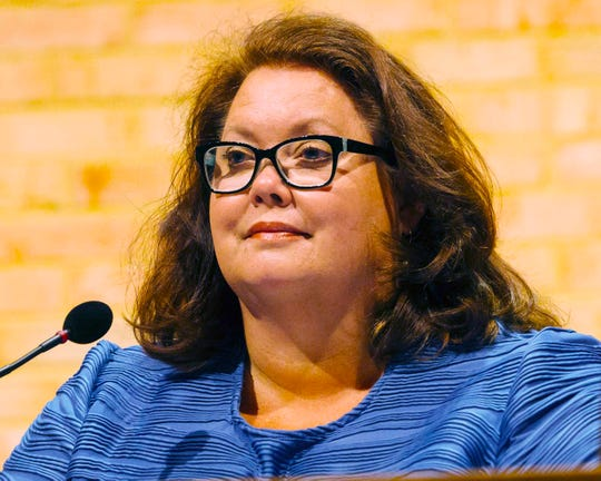 Germantown Vice Mayor Mary Anne Gibson on August 12, 2019.