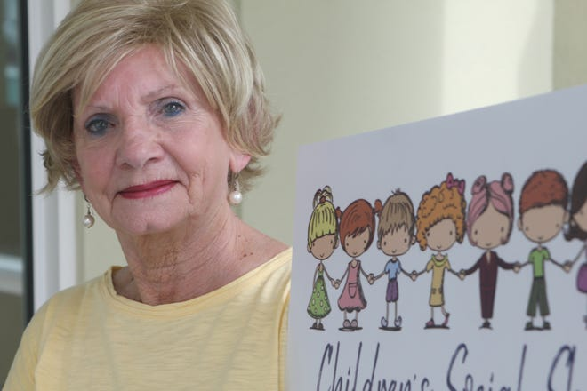 Pam Huckle Wood has adapted her life coaching skills to devise a social skills program for youngsters from K through 8th Grade.
