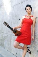 Gina Chavez performs Oct. 27 at Milwaukee's Marcus Center.