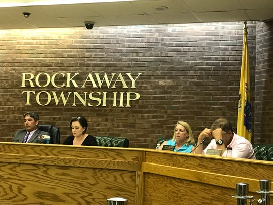 Rockaway Township Council, 2019