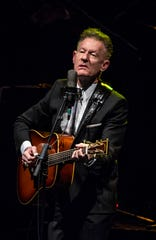 Lyle Lovett, seen here performing in August in Montgomery, Ala., will be in Huntingdon performing at The Dixie on Feb. 7, 2020.
