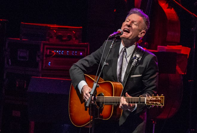 "Lyle Lovett is among the acts scheduled to perform during the ""Food for Love"" virtual concert Feb. 13, which is raising money for New Mexico food banks."