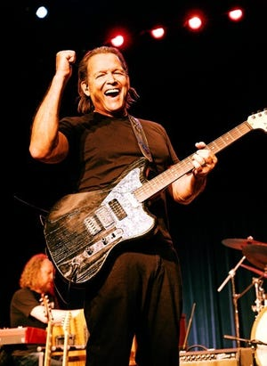 Tommy Castro and the Painkillers will headline a Three Trails Music Series concert on Aug. 24, 2019.
