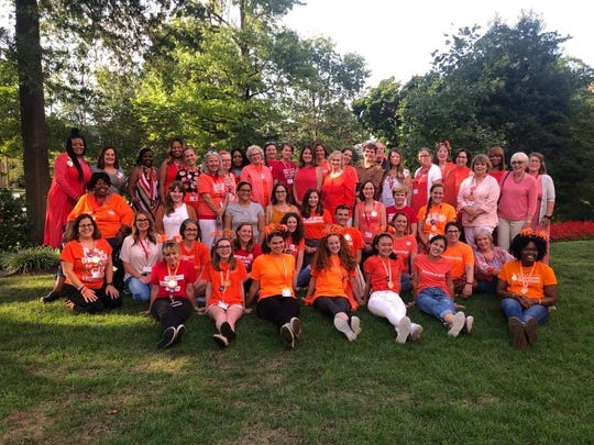Tennessee was represented at Gun Sense University 2019 in Washington, D.C., learning how to raise voices on the issue of gun violence.