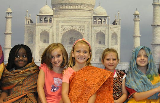 Discovery Center at Murfree Spring, 502 S.E. Broad St. in Murfreesboro, will spotlight the culture of India from 10 a.m. to 4 p.m. Aug. 17.