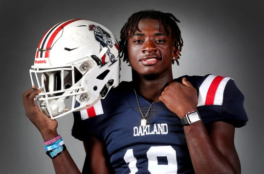 Ole Miss coaching changes have made for some uncertainty for Oakland's De'Arre McDonald, who said he is still firmly committed to the Rebels.