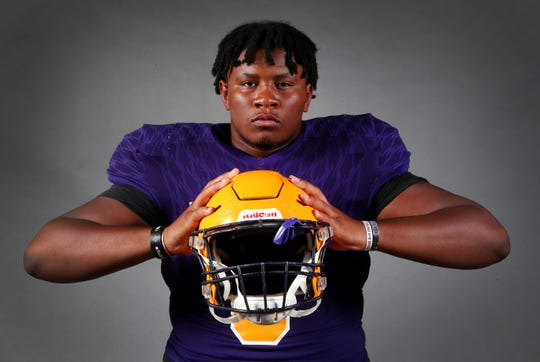 Smyrna's Dallas Walker will choose between Texas A&M and Auburn when he signs on Dec. 18.
