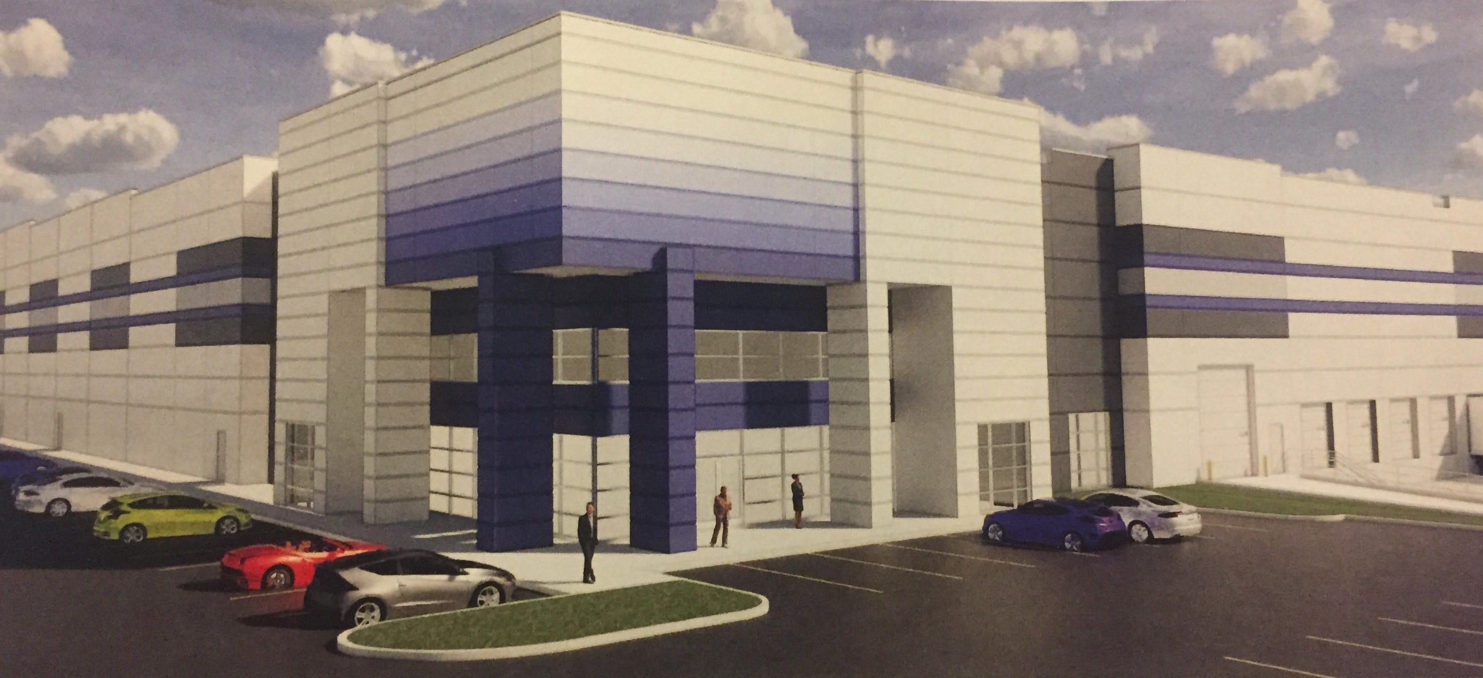 documents amazon eyes filling massive new etna township spec building etna township spec building