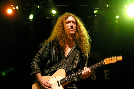 Lead guitarist Paul Hammond and Get the Led Out will perform at the Wellmont in Montclair on Aug. 16.