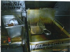 Unsafe and unsanitary conditions found in six Jersey City food trucks in Exchange Place