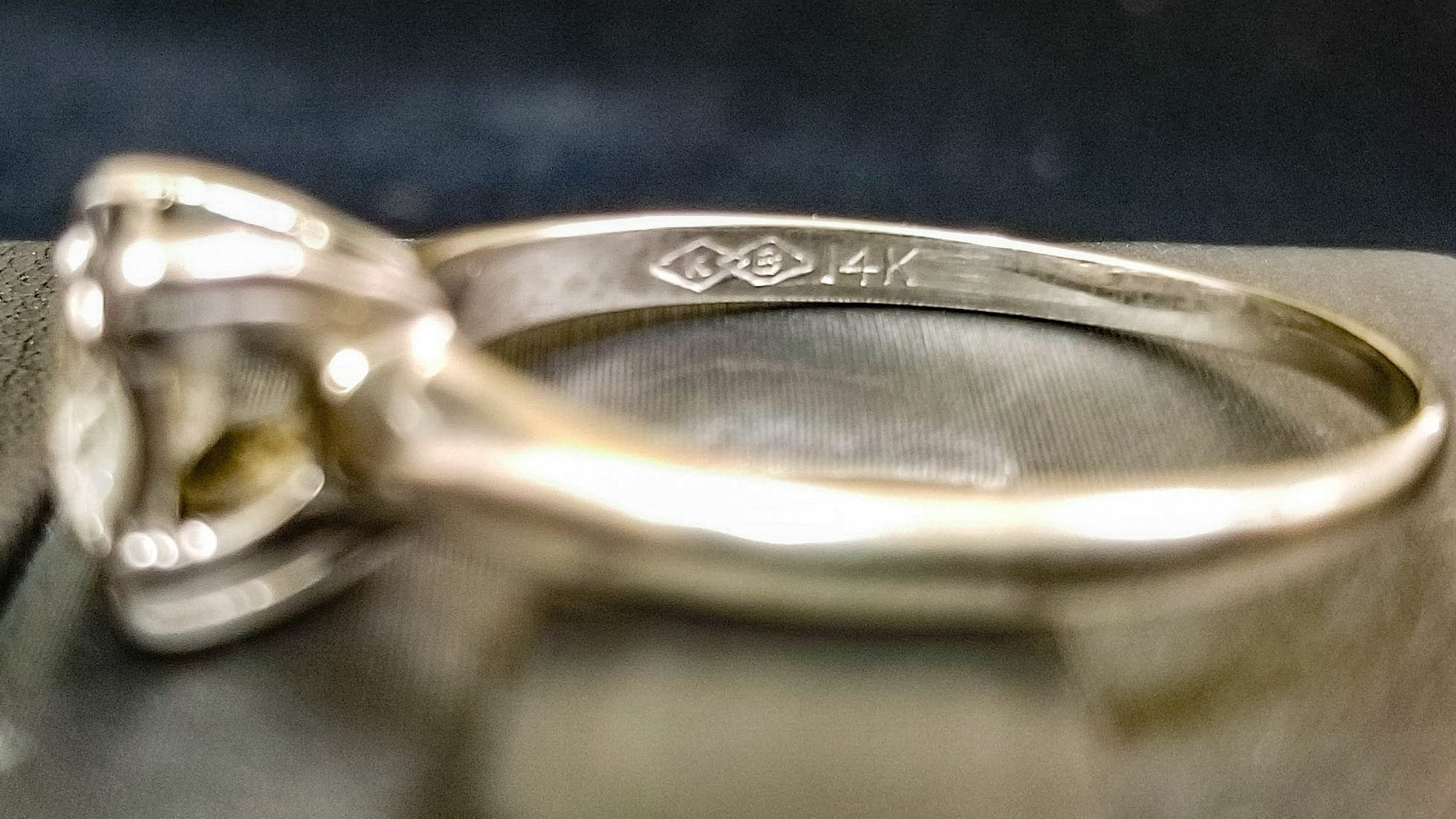 Antique Jewelry How To Identify Gold