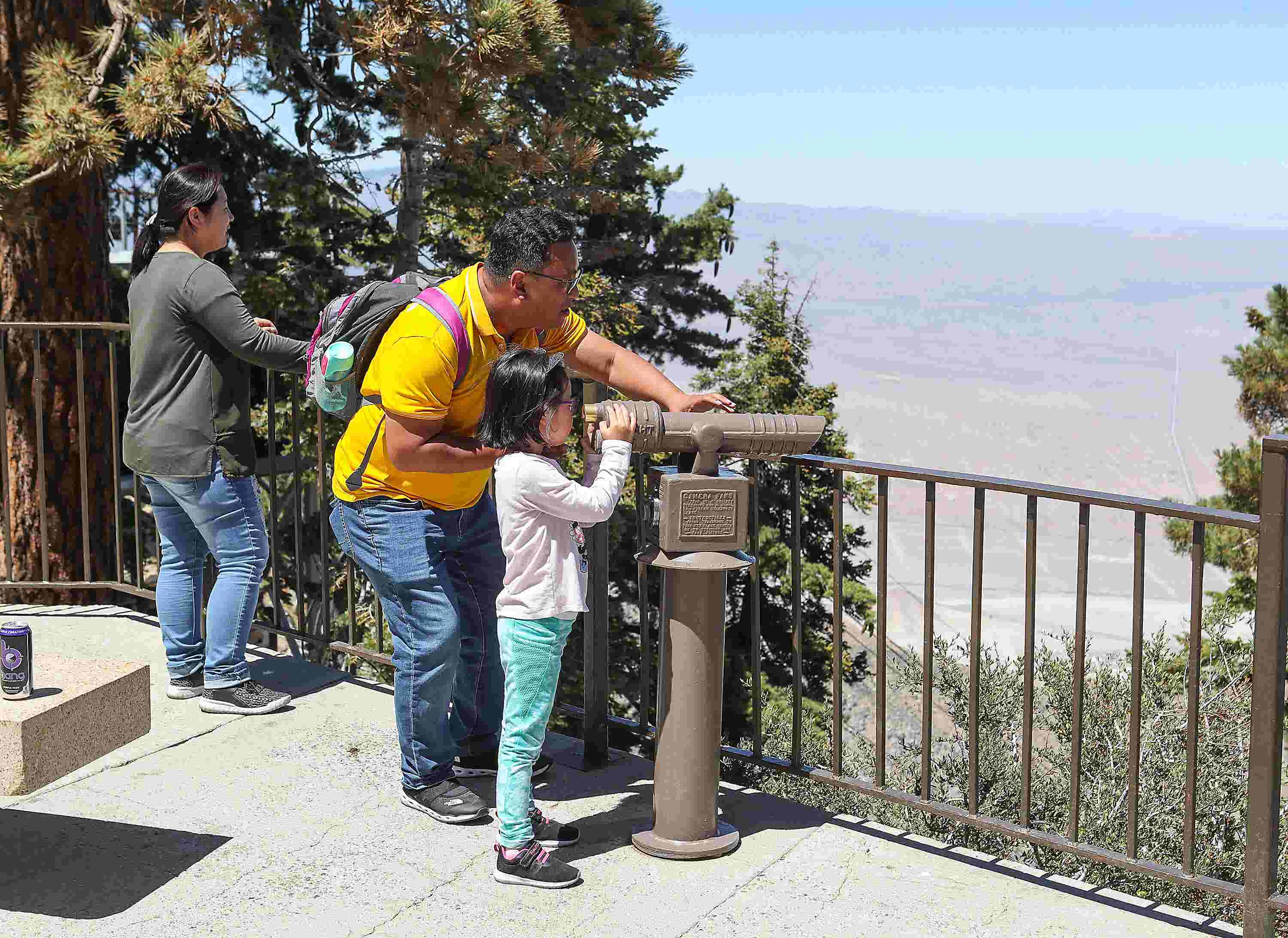 Major upgrades coming to Palm Springs Aerial Tramway's mountain station