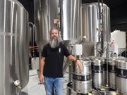 Brian Helton owns and operates Helton Brewing Company.
