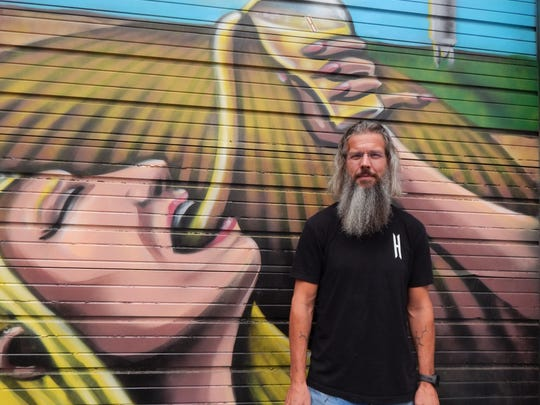 Brian Helton, owner of Helton Brewing Company, has been brewing beer for 23 years.